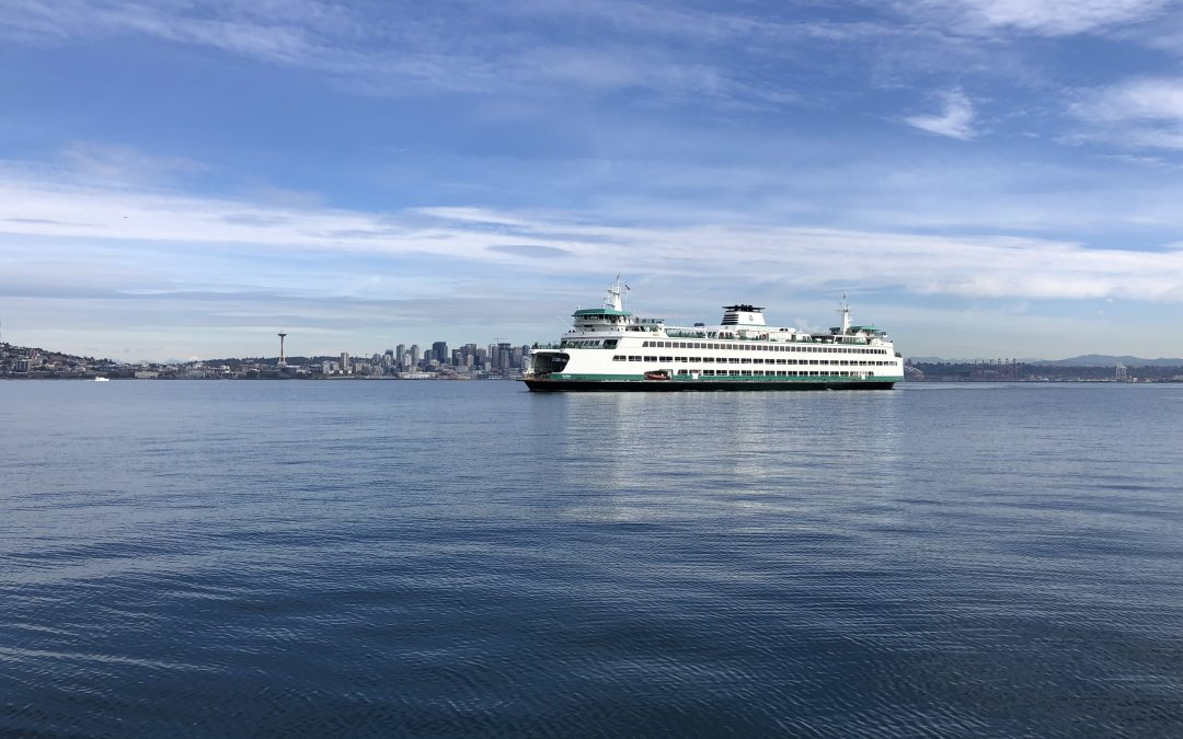 Washington State Ferries Underwater Noise Study