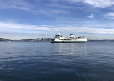 Washington State Ferries Underwater Noise Study