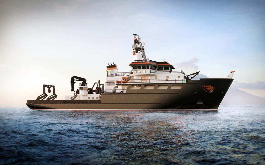 Regional Class Research Vessel Acoustic Design Support