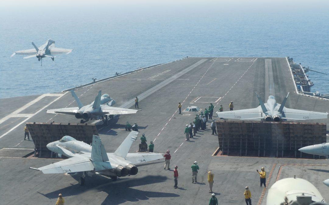 CVN and LHD Aircraft Carrier Noise Assessment