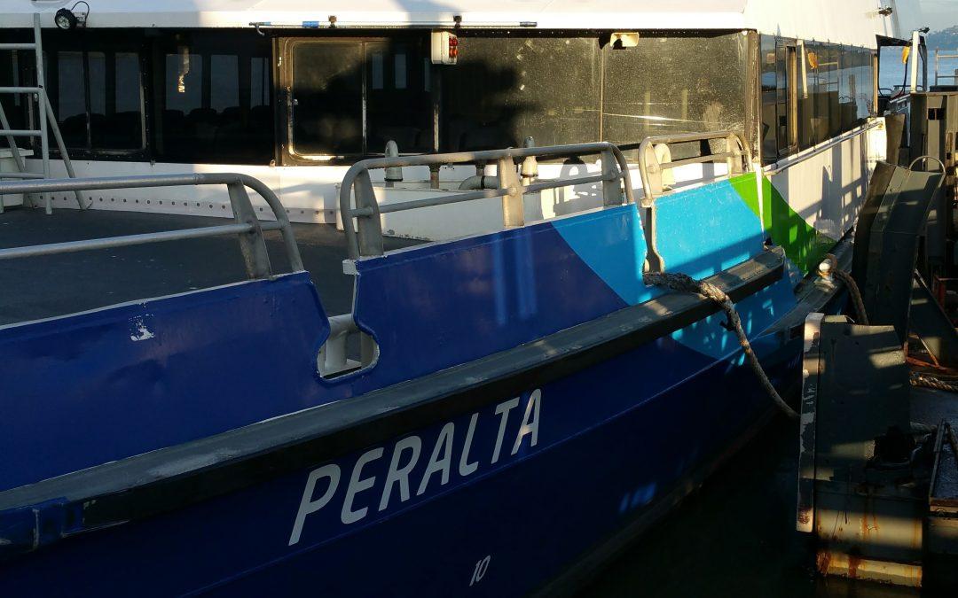 WETA Peralta Ferry
